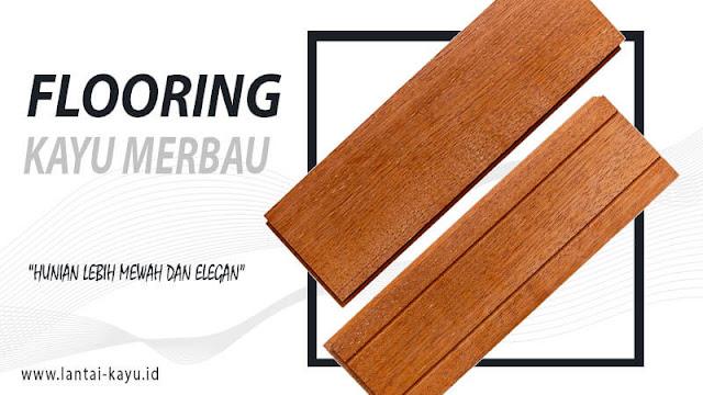 lantai kayu merbau produk