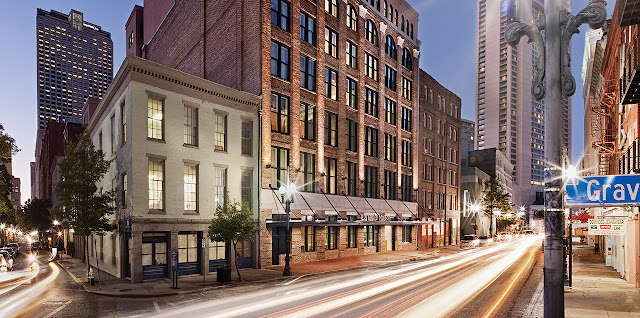 You'll really feel the heart and soul of the Crescent City at the new Wyndham La Belle Maison, located in the famous Warehouse District, two blocks from the French Quarter.