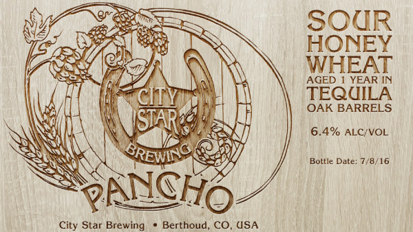 City Star Brewing Pancho