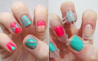 seni merawat kuku manicure