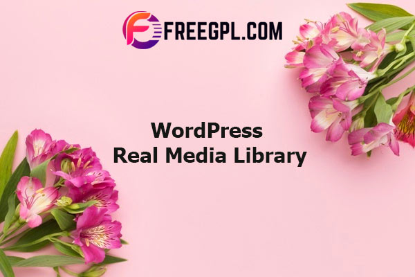 WordPress Real Media Library WordPress Plugin Nulled Download Free
