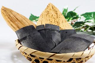 jual arang bambu powder