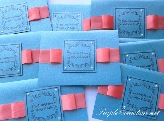 3D special wedding cards, custom made, wedding cards design, My Inn Hotel, lahad datu, Sabah,