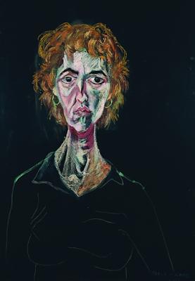 Autorretrato Negro, Marcia Schvartz