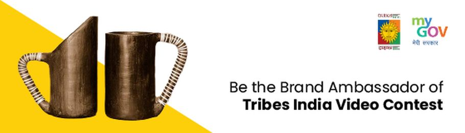 BE THE BRAND AMBASSADOR OF TRIBES INDIA