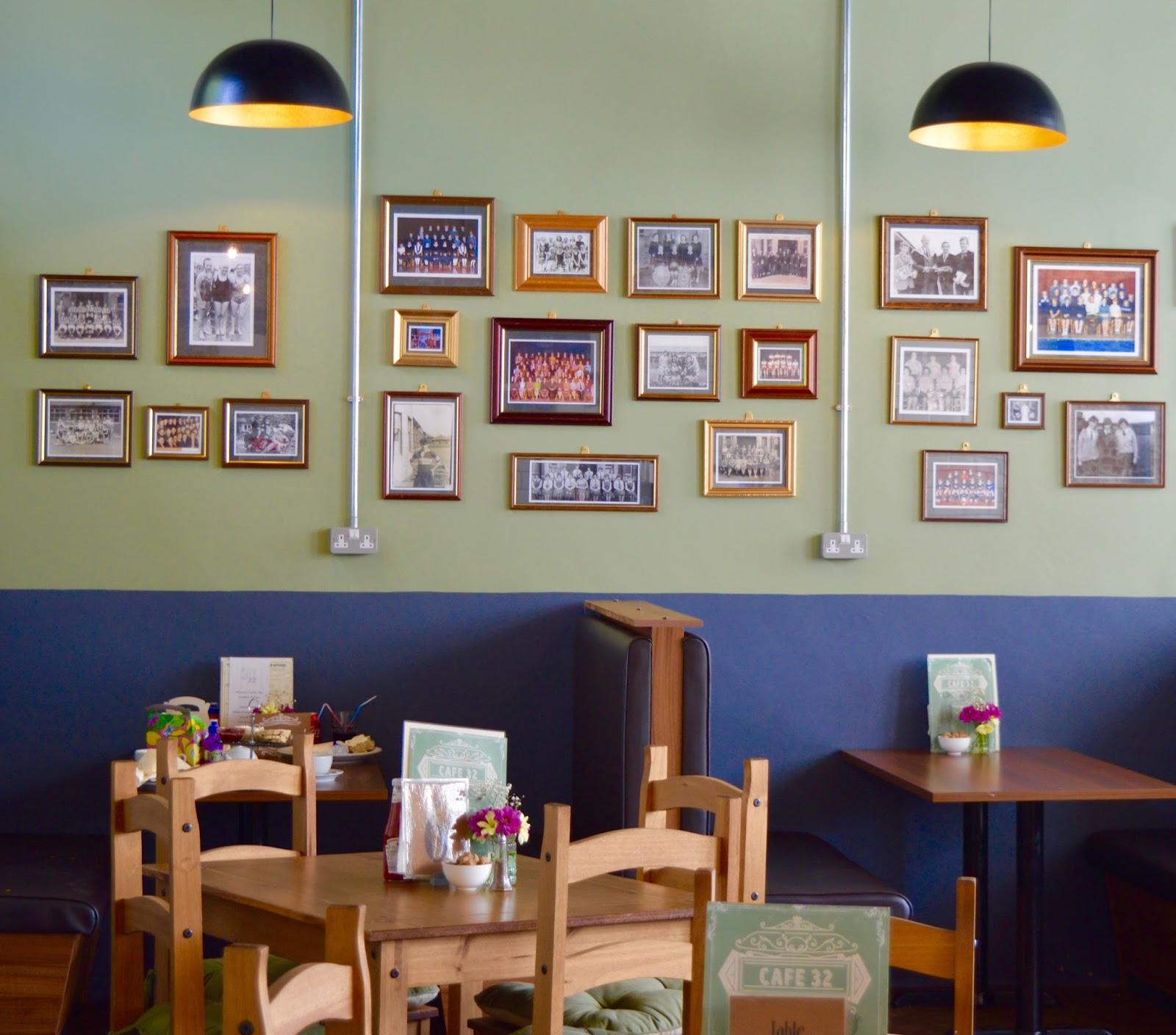 Cafe 32 | Linskill Centre, North Shields - A review - interior