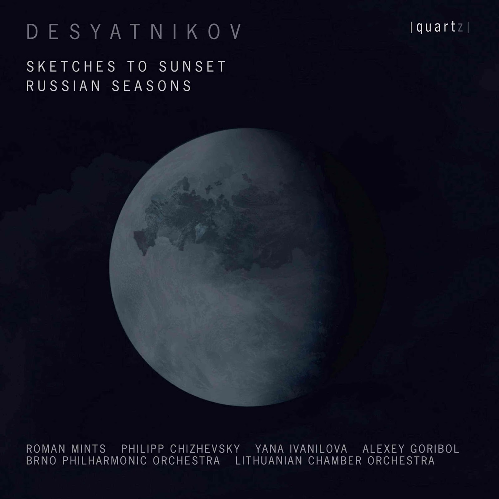 Gapplegate Classical-Modern Music Review: Desyatnikov