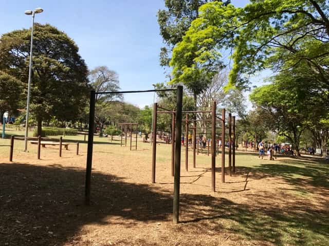 Parque CERET - Playground