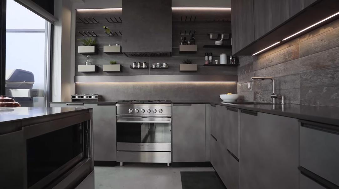 33 Interior Design Photos vs. 369 Sorauren Ave #508, Toronto, ON Luxury Condo Tour