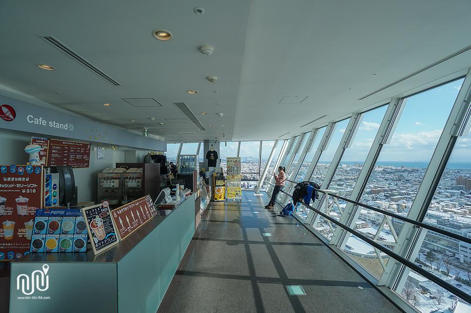 พาเที่ยว Goryokaku Tower ชมสวนรูปดาว เมือง HAKODATE