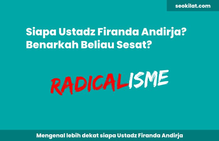 Siapa Ustadz Firanda Andirja