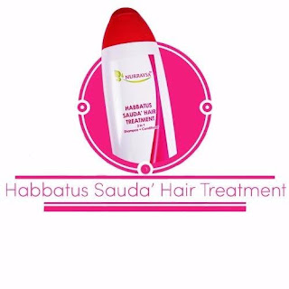NURRAYSA HABBATUS SAUDA' HAIR TREATMENT 2 IN 1