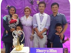 Majlis perkahwinan Harry x Eliza di Kg. Marais , Tenom || 19.07.2019