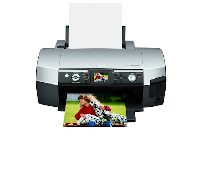 Epson Stylus Photo R340 Driver Downloads