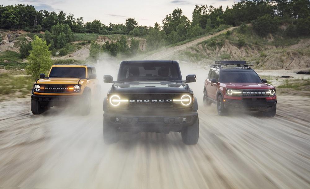 Ford Bronco 2021 - Chuyên gia địa hình tái xuất