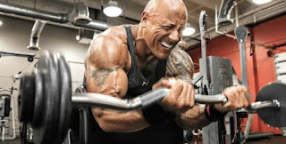 Keep Your Physique Rock Hard With This Workout Dedicated to Dwayne Johnson