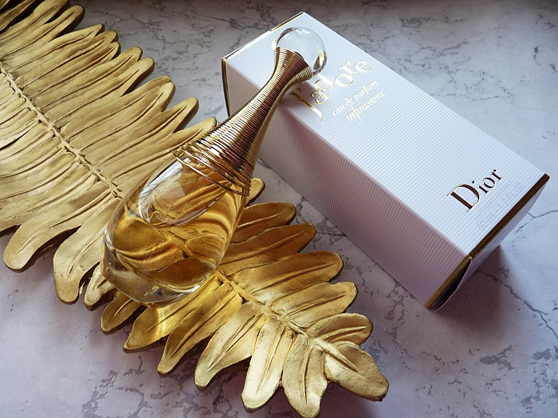 Dior J'ADORE Eau de parfum infinissime nowość 2021