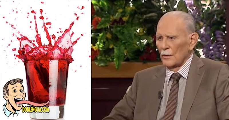 Ibéyise Pacheco | José Vicente Rangel toma sangre humana para ser inmortal