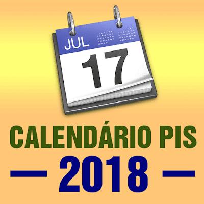 Calendário do PIS 2018 para quem tem conta Caixa
