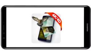 تنزيل برنامج 3D Wallpaper Parallax Pro mod Premium مدفوع مهكر بدون اعلانات بأخر اصدار من ميديا فاير