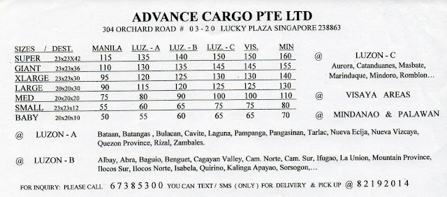 Advance Cargo