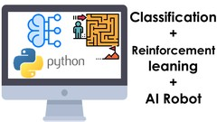 Machine Learning with Python|Business Applications|AI Robot
