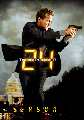 24 (TV Series) S07 DVD R1 NTSC Latino 5DVD
