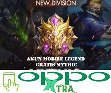Akun Mobile Legend Gratis Mythic