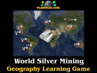 Световно Производство на Сребро