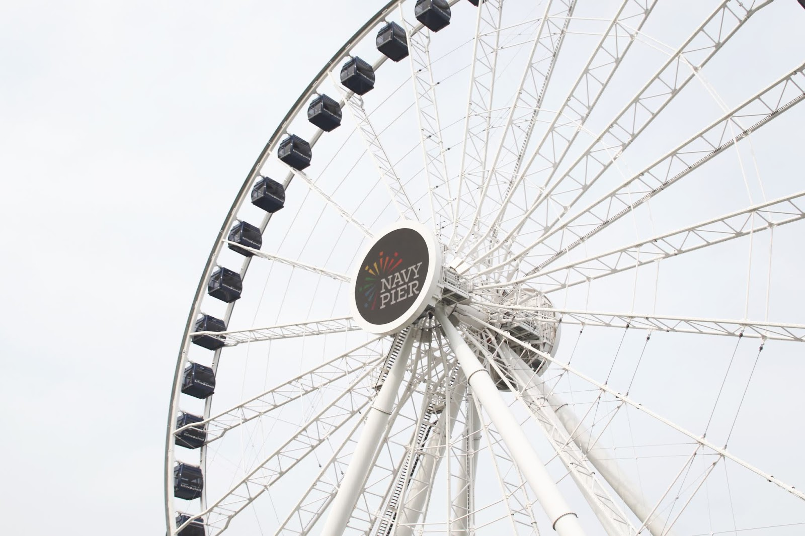 Navy pier ferris wheel chicago