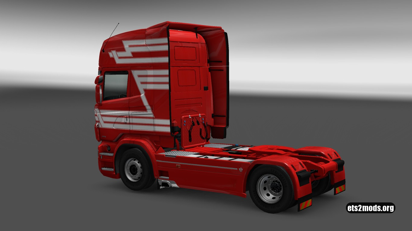 Scania RJL Uppman Transport Skin
