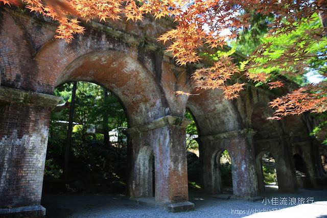 京都水路閣楓紅∕kyoto Sosui
