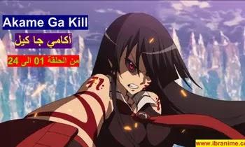 Akame Ga Kill مشاهدة وتحميل جميع حلقات أكامي جا كيل الموسم الاول من الحلقة 01 الى 24 مجمع
