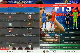 Download FTS 20 V4 FULL ASIA 2020 UPDATE BY GILA GAME