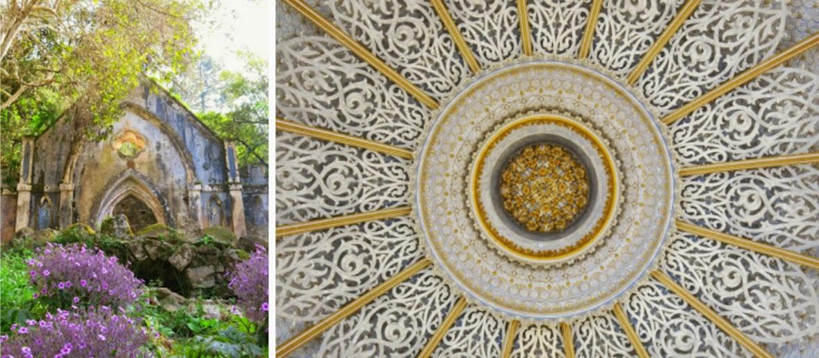 Monserrate-palatset i Sintra