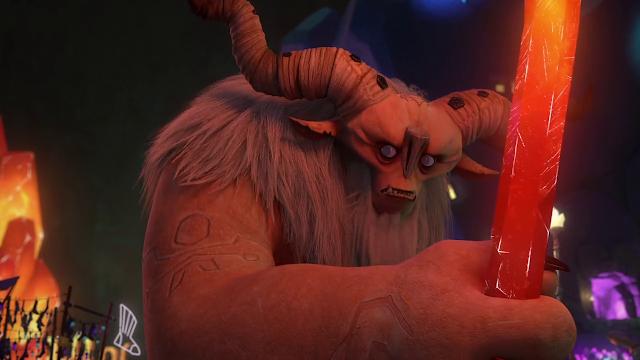 Trollhunters: Tales of Arcadia Season 2 Dual Audio Hindi 720p HDRip