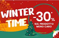 """Pittarello """"Winter Time"""" : ricevi subito lo sconto del 30% sul prodotto meno caro ( in store o online)"""