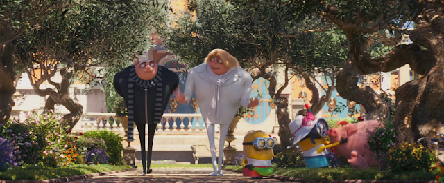 Despicable Me 3 (2017) Hindi Dubbed Movie 700MB 300MB Download