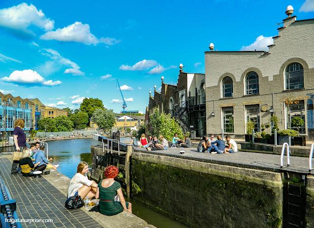 Camden Lock, Londres