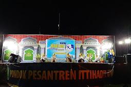 Perayaan Harlah KOPRI di Mataram Berlangsung Meriah