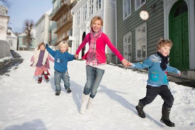 Qué ver en Noruega - Noruega con niños: a dónde ir