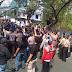 Polisi Lakukan Pengamanan Demo di Gedung DPRD Kalsel
