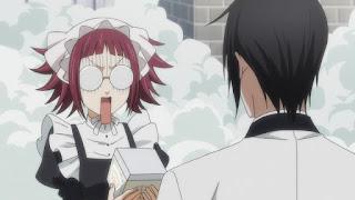 Hellominju.com: 黒執事 ファントムハイヴ家の使用人 | メイリン(CV: 加藤英美里) | Black Butler Phantomhive household | Mey-Rin | Hello Anime !