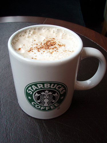 Menu Skinny Starbucks