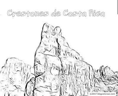 Crestones del Parque Nacional Chirripó