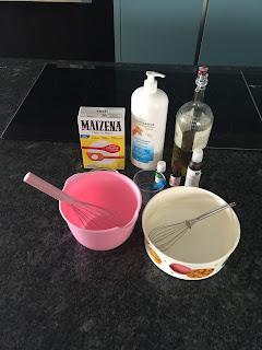 Ustensiles pour pâte à modeler lavante pour le bain