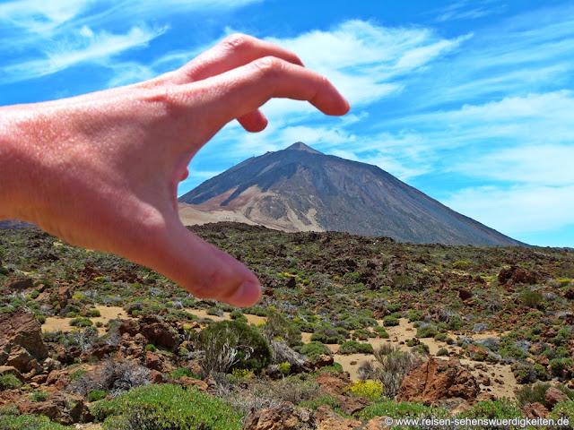 Teneriffa Ausflüge zum Teide