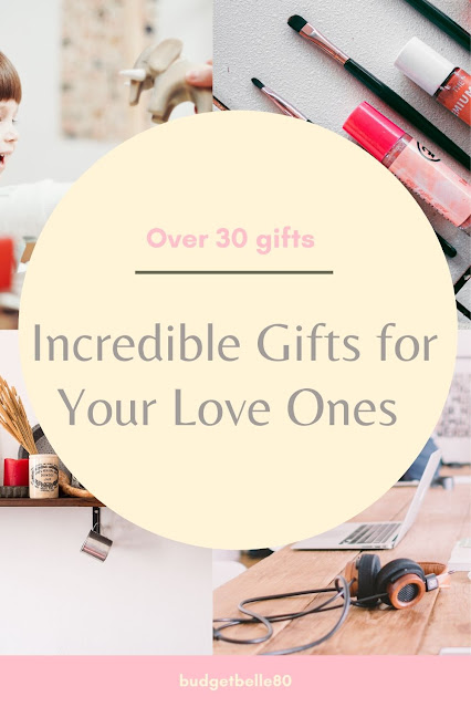 Gift Guide for Your Love Ones