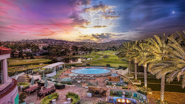 Retreat to Omni La Costa Resort & Spa. This Carlsbad resort offers luxury rooms, a top-ranked spa, eight pools, championship golf and elegant event spaces.