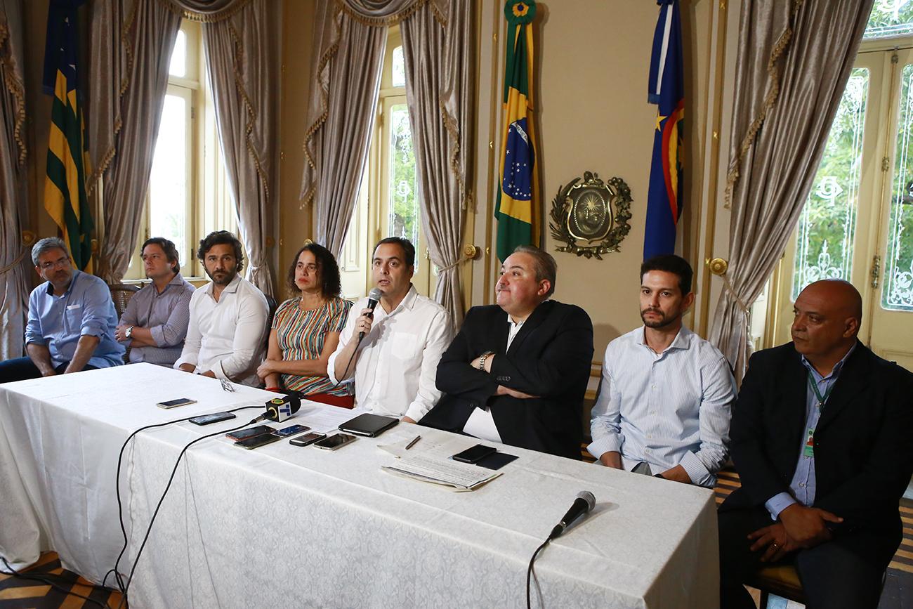 Governo de Pernambuco proíbe eventos com mais de 500 pessoas